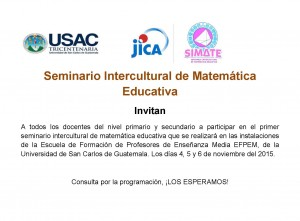 carteL SEM. INTERCULTURAL